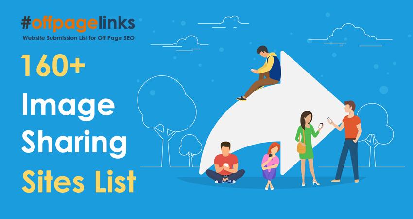 image sharing sites list